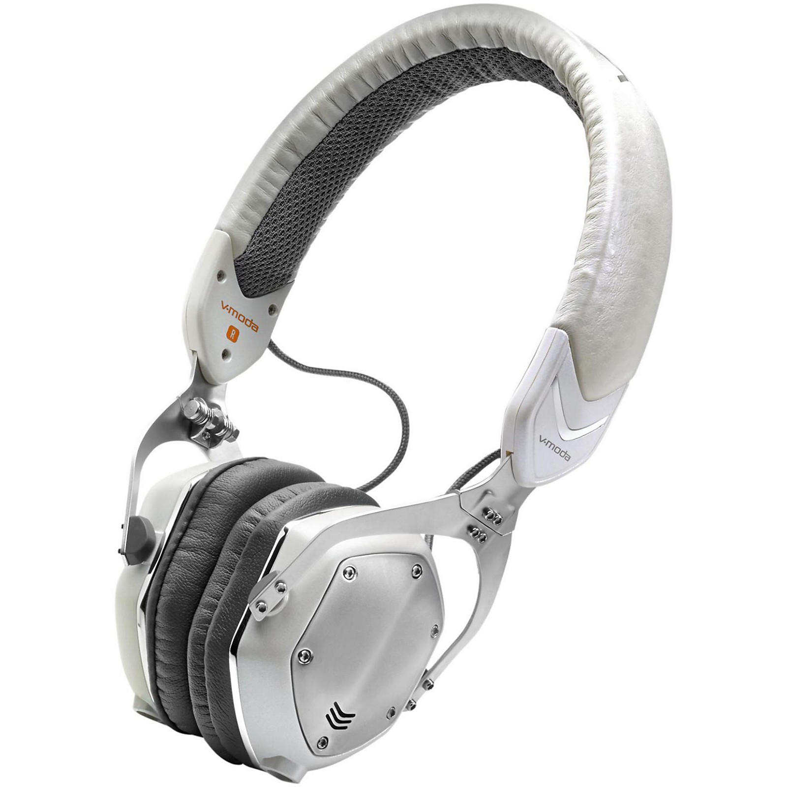 Open Box V-MODA XS On-Ear Folding Design Noise-Isolating Metal Headphone