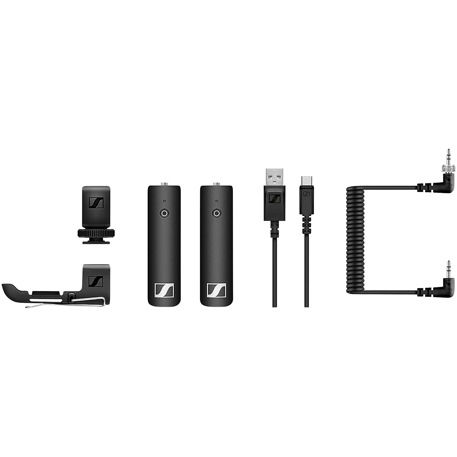 Open Box Sennheiser XSW-D Portable Base Set Camera-Mount Wireless System