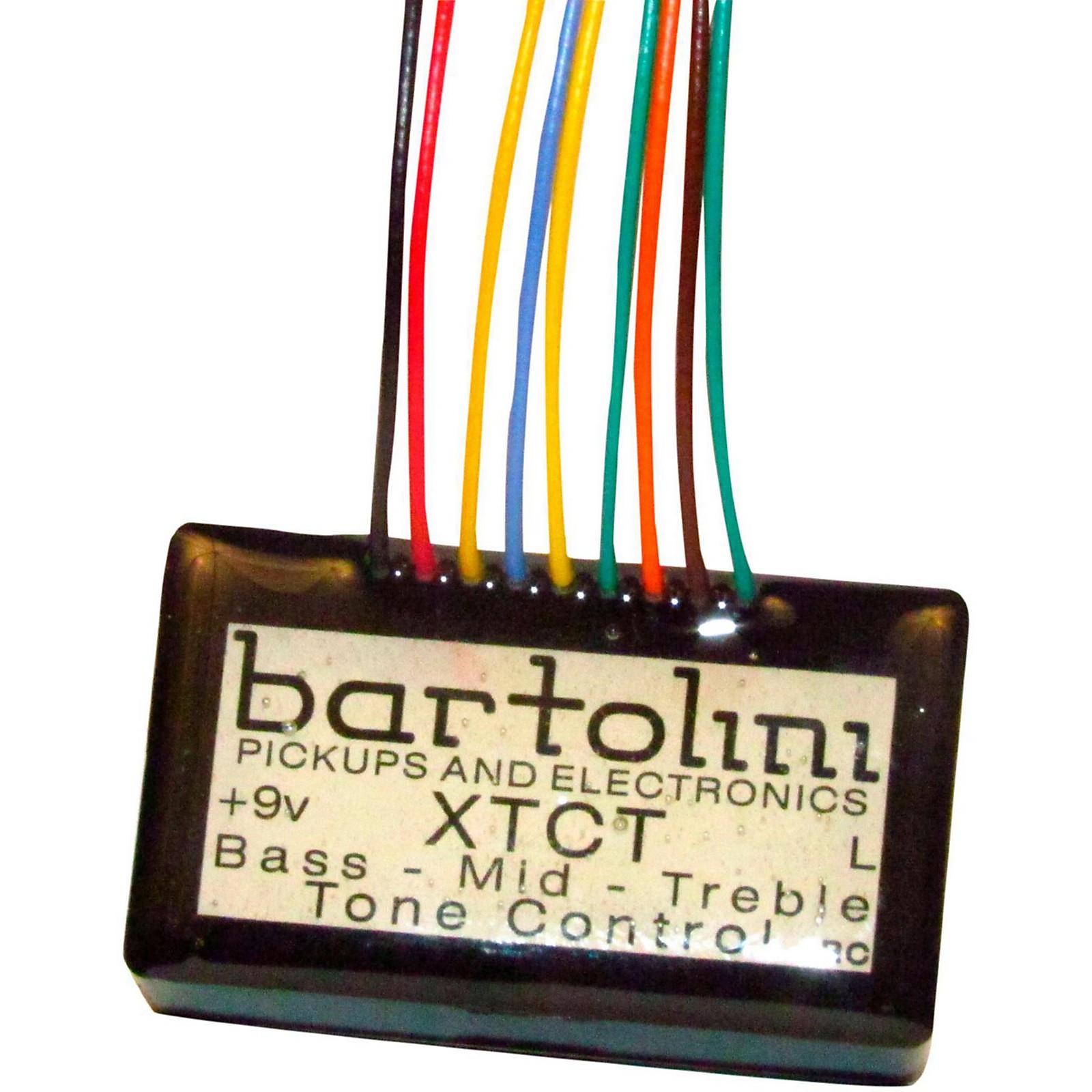 Open Box Bartolini XTCT Tone Control Module