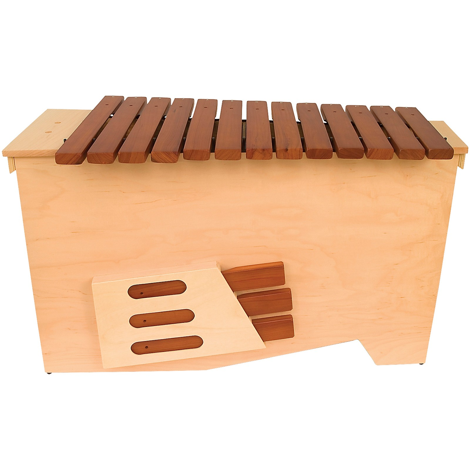 Open Box Lyons Xylophone Regular Diatonic