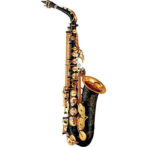 Open Box Yamaha YAS-82ZII Custom Z Alto Saxophone
