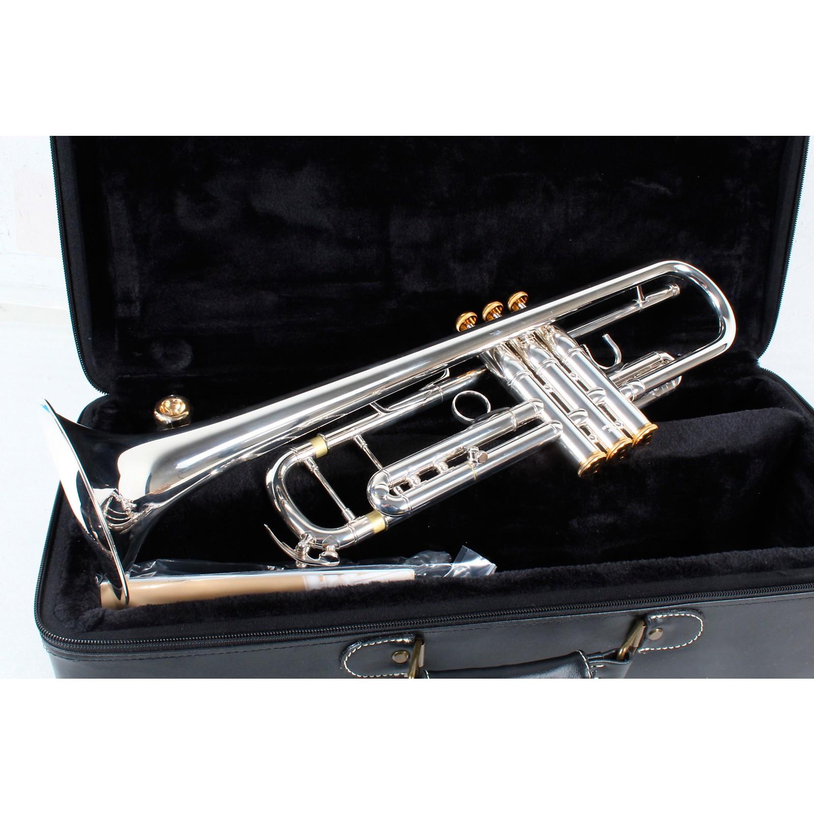 Open Box Yamaha YTR-9335VSII Allen Vizzutti Custom Series Artist Handpick Bb Trumpet