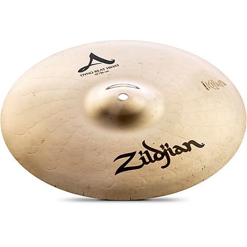Open Box Zildjian Z Custom Dyno Beat Single Hi-Hat