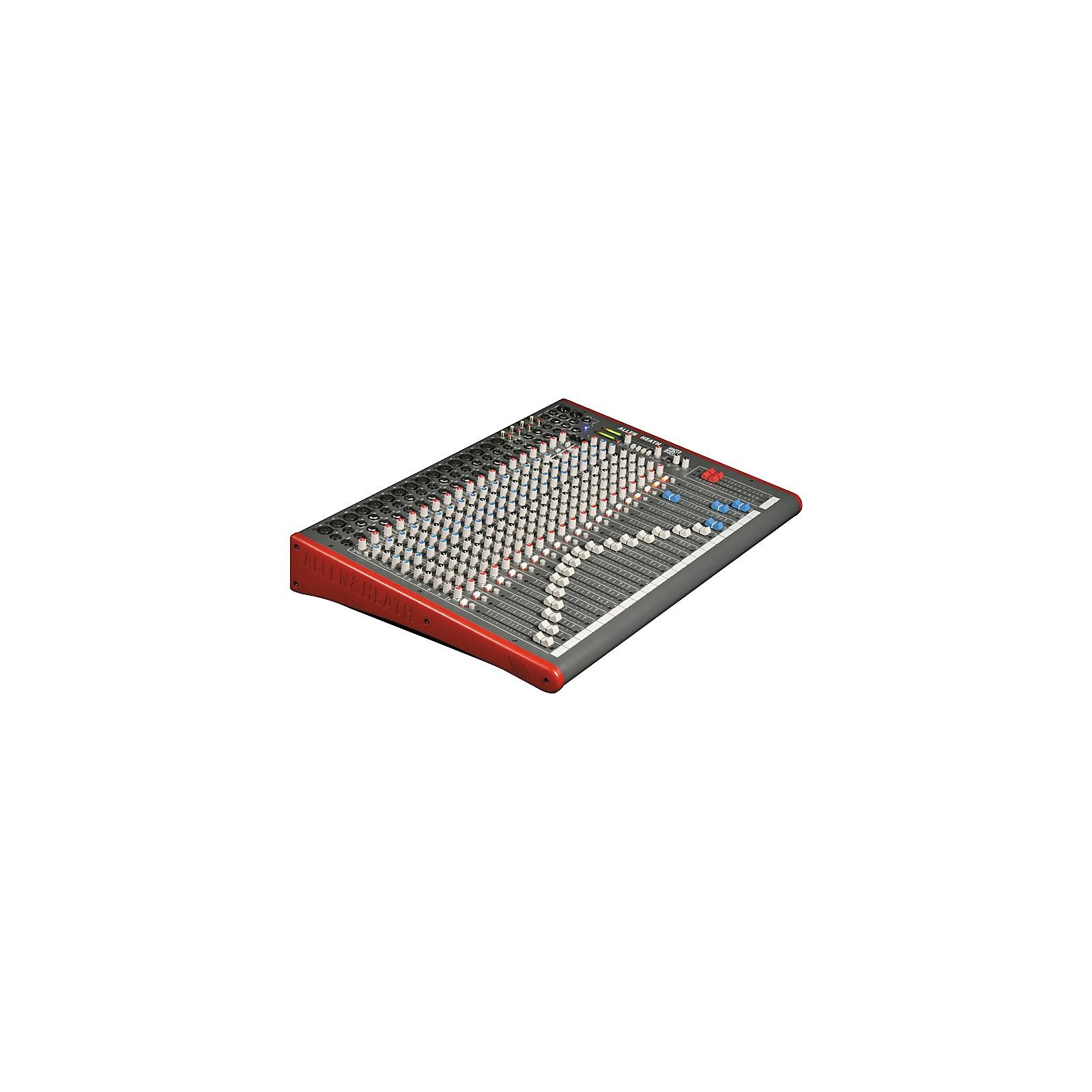 Open Box Allen & Heath ZED-24 Mixer