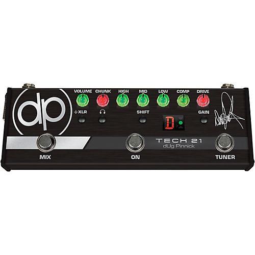 Open Box Tech 21 dUg Pinnick DP-3X Signature Effects Pedal
