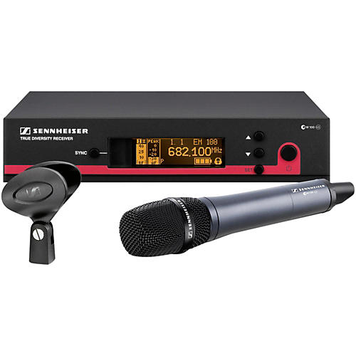 Open Box Sennheiser ew 100-935 G3 Cardioid Microphone Wireless System