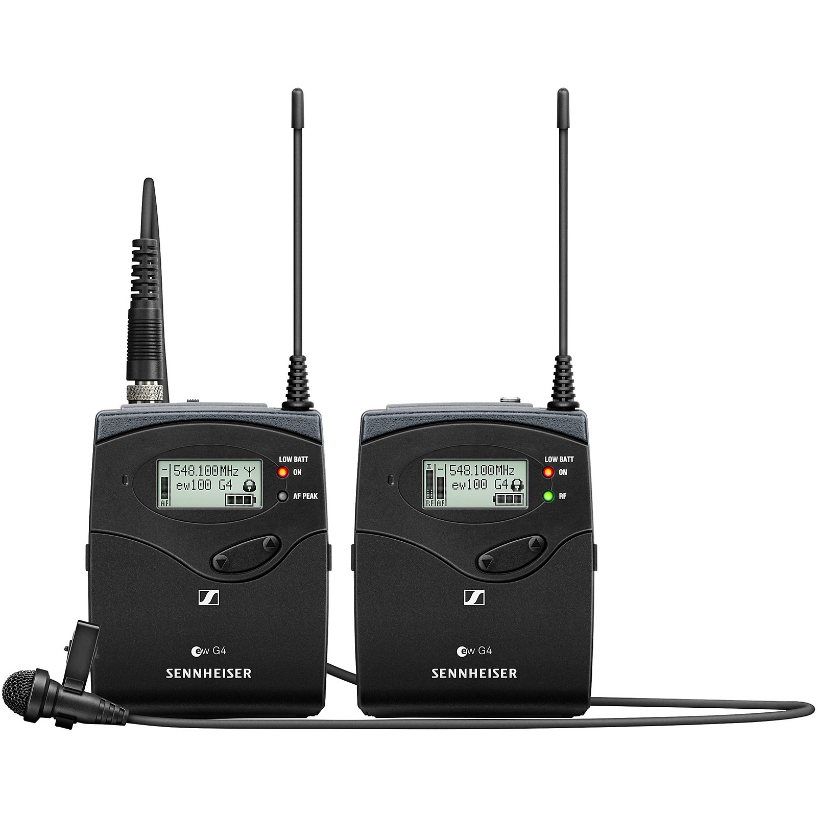 Open Box Sennheiser ew 112P G4 Portable Lavalier Wireless Set
