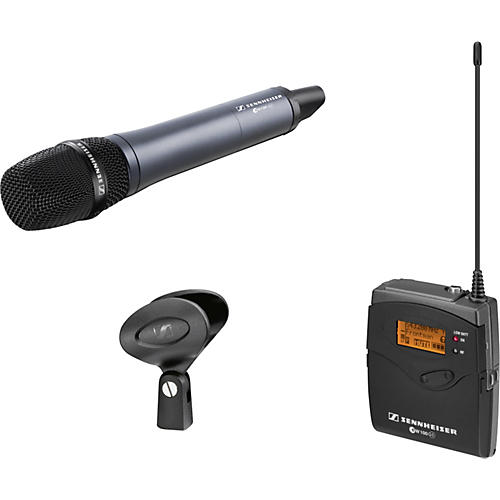 Open Box Sennheiser ew 135-p G3 Handheld Wireless Microphone System