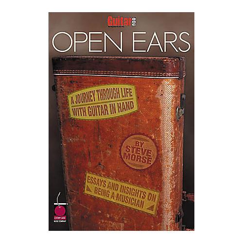 Cherry Lane Open Ears Book