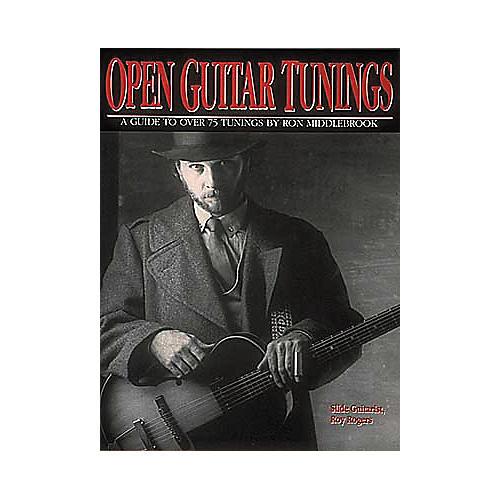 Centerstream Publishing Open Guitar Tunings Book