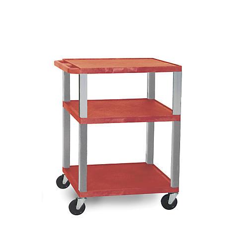 H. Wilson Open Shelf Tuffy Cart