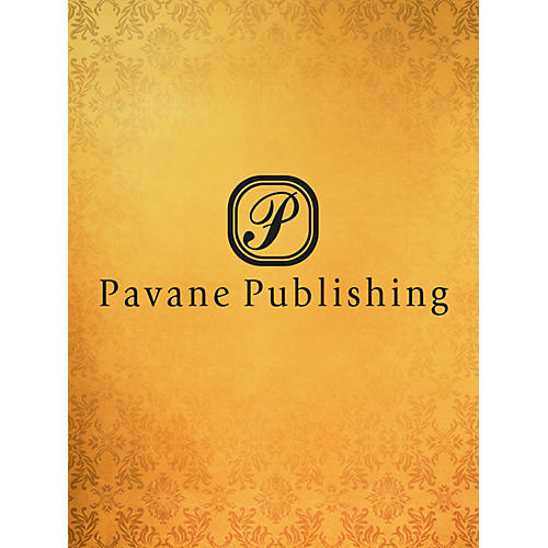 Pavane Open Your Heart America CASS ACCOMP Composed by Ed Tossing