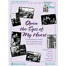 Fred Bock Music Open the Eyes of My Heart Fred Bock Publications Series Performed by Various