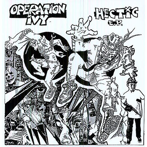 Alliance Operation Ivy - Hectic