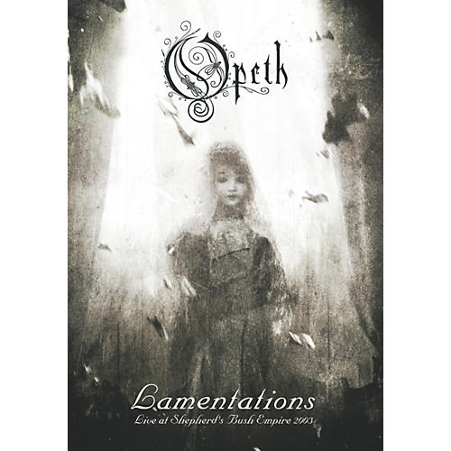 Gear One Opeth: Lamentations (DVD)