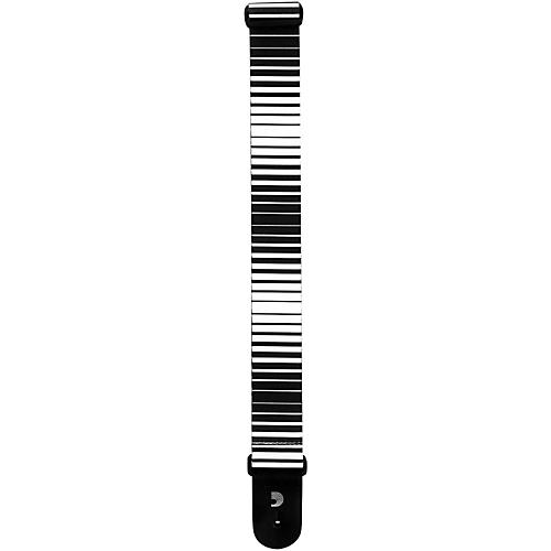 D'Addario Planet Waves Optical Art Guitar Strap