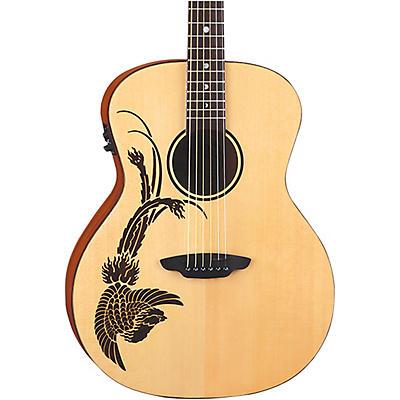 Luna Guitars Oracle Phoenix Acoustic Electric