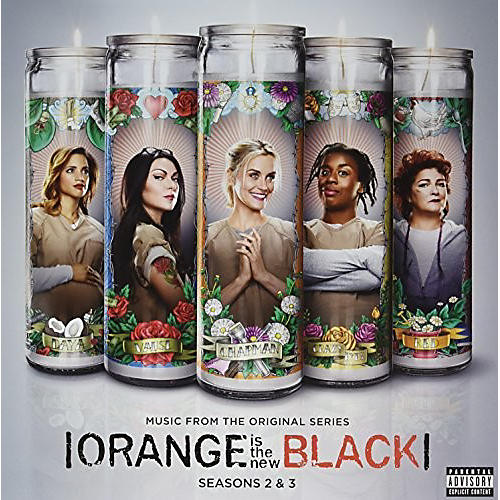 Alliance Orange Is the New Black Seasons 2 & 3 (Original Soundtrack)