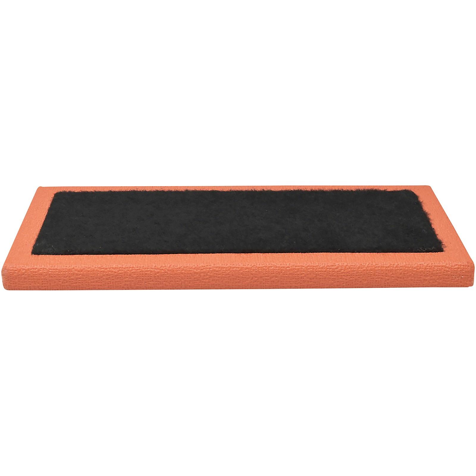 Ruach Music Orange Tolex 1 Pedalboard