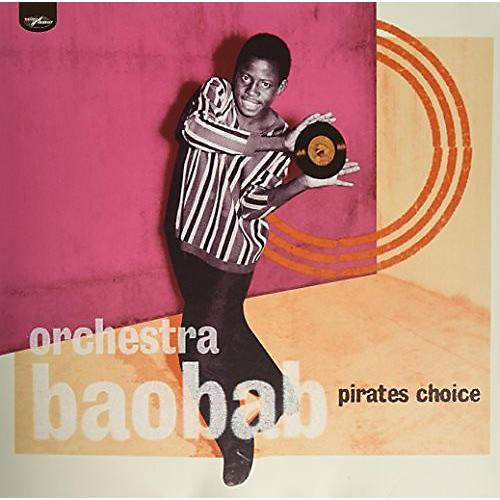 Alliance Orchestra Baobab - Pirates Choice
