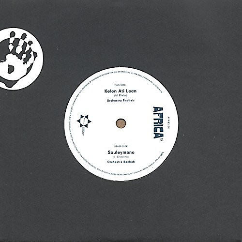 Alliance Orchestra Baobab - Souleymane / Kelen Ati Leen