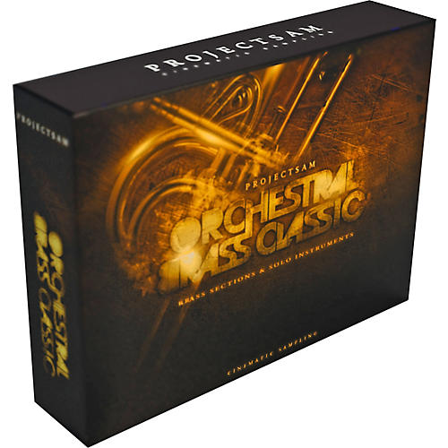ProjectSAM Orchestral Brass Classic Sample Library