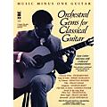 Music Minus One Orchestral Gems for Classical Guitar Music Minus One Series Softcover with CD thumbnail