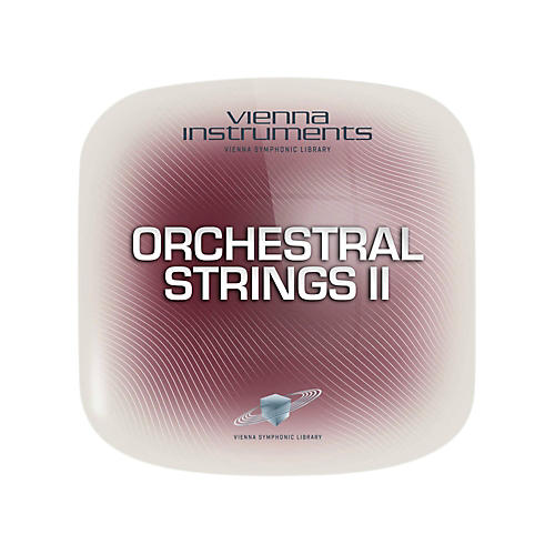 Vienna Instruments Orchestral Strings II Extended Software Download