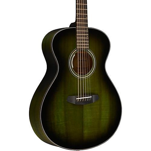 Breedlove Oregon Concert Emerald E LTD Myrtlewood - Myrtlewood Acoustic-Electric Guitar