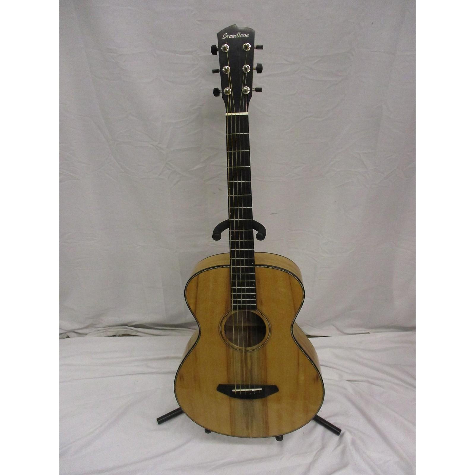 Breedlove Oregon Concertina E Acoustic Electric Guitar