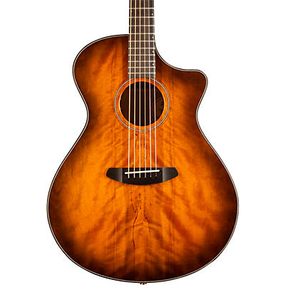 Breedlove Oregon Concerto CE Acoustic-Electric Guitar