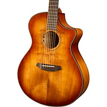 Breedlove Oregon Concerto CE Cinnamon Burst Myrtlewood Acoustic-Electric Guitar