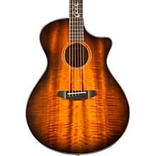 Breedlove Oregon Concerto CE Jeff Bridges Myrtlewood Acoustic-Electric Guitar