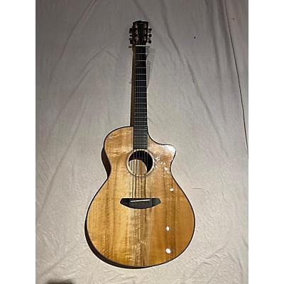 Breedlove Oregon Concerto Ce Acoustic Electric Guitar