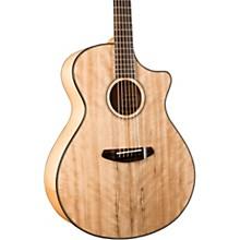 Breedlove Oregon Concerto E Myrtlewood - Myrtlewood Acoustic-Electric Guitar