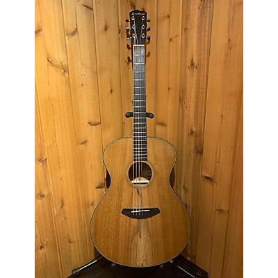 Breedlove Oregon Concerto E Myrtlewood Acoustic Electric Guitar