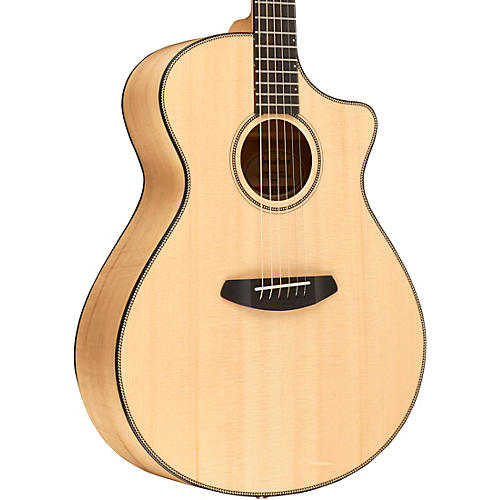Breedlove Oregon Concerto with Spruce Top Acoustic-Electric Guitar