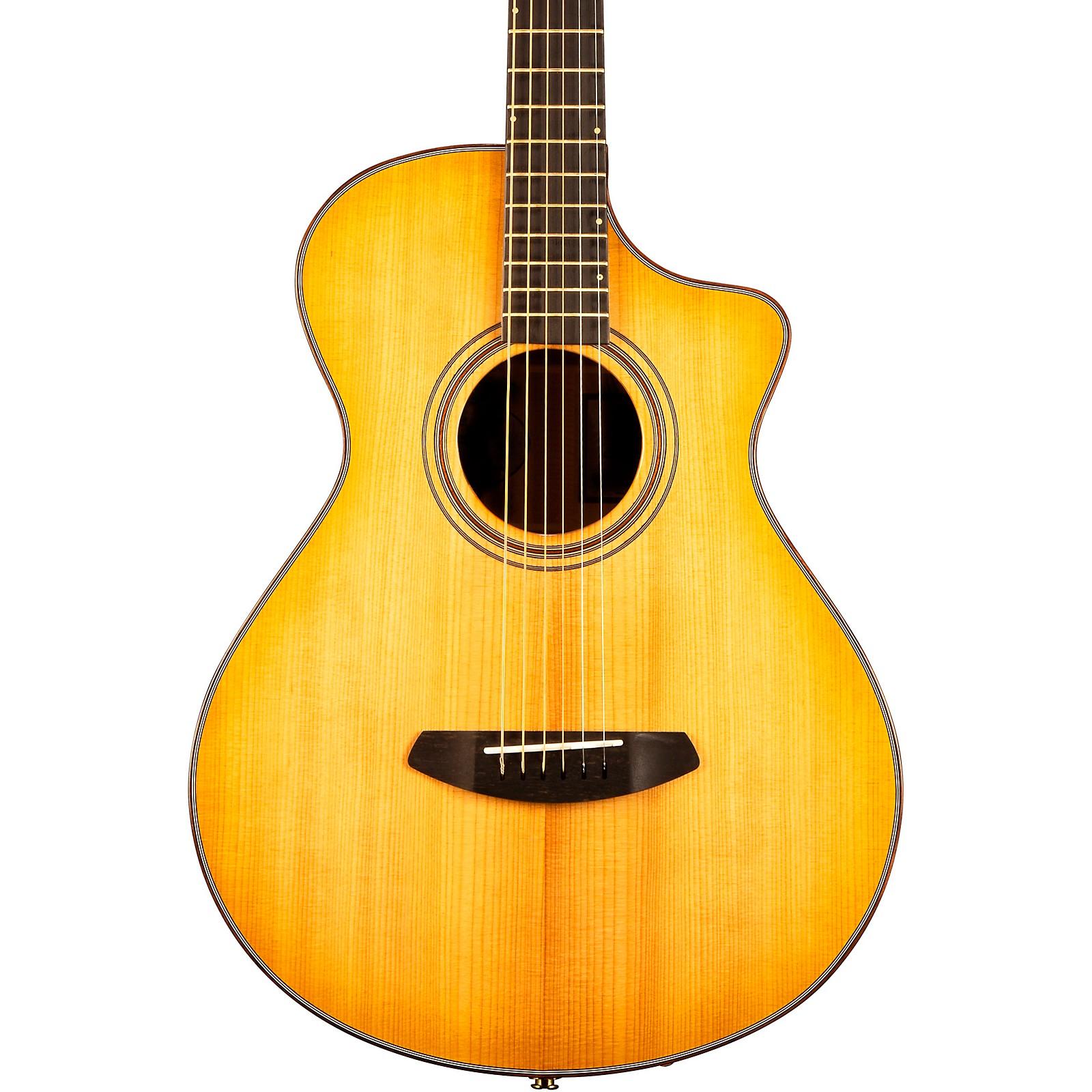 Breedlove Organic Collection Artista Concertina Cutaway CE Acoustic-Electric Guitar