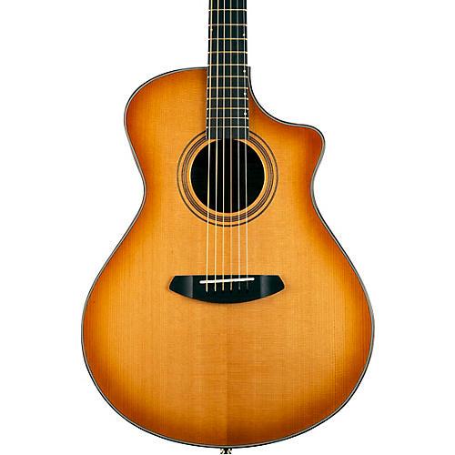 Breedlove Organic Collection Artista Granadillo Concert Cutaway CE Acoustic-Electric Guitar Copper Burst