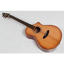 Open BoxBreedlove Organic Collection Artista Granadillo Concert Cutaway CE Acoustic-Electric Guitar