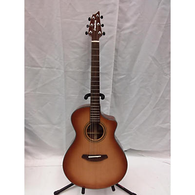 Breedlove Organic Collection Concert Cutaway CE Acoustic Electric Guitar