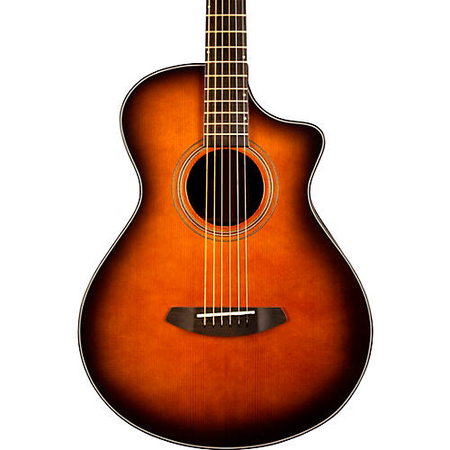 Breedlove Organic Collection Performer Concertina Cutaway CE Acoustic-Electric Guitar Condition 1 - Mint Bourbon Burst