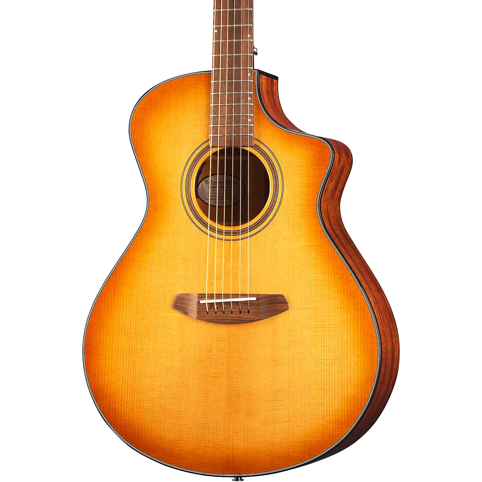 Breedlove Organic Collection Signature Concert Cutaway CE Acoustic-Electric Guitar