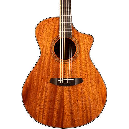 Breedlove Organic Collection Wildwood Concert Cutaway CE Acoustic-Electric Guitar Natural