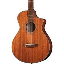 Open BoxBreedlove Organic Collection Wildwood Concertina Cutaway CE Acoustic-Electric Guitar