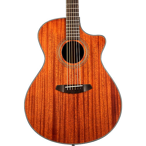 Breedlove Organic Collection Wildwood Concerto Cutaway CE Acoustic-Electric Guitar Condition 2 - Blemished Natural 194744328091