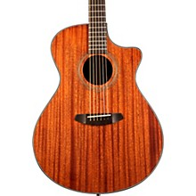 Breedlove Organic Collection Wildwood Concerto Cutaway CE Acoustic-Electric Guitar