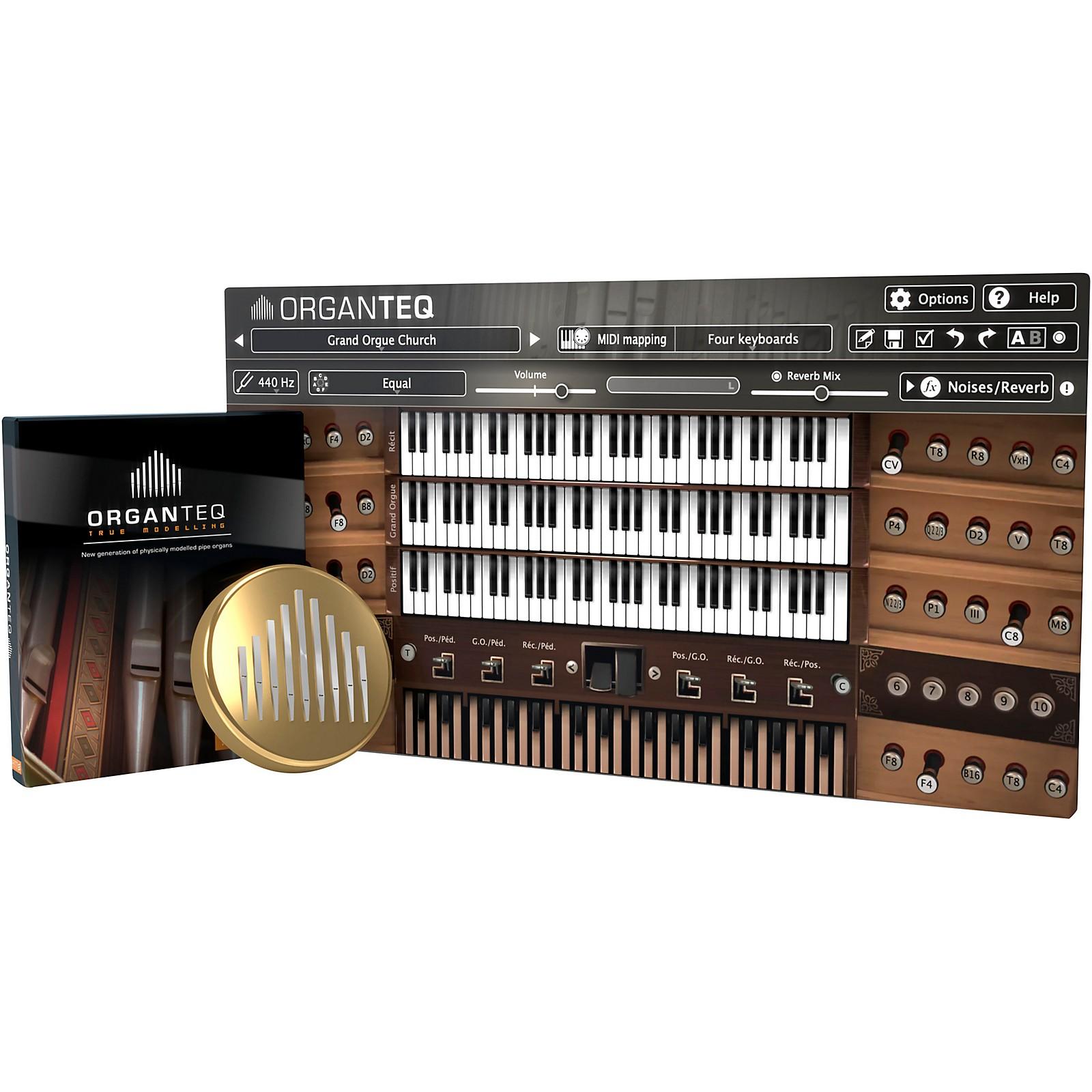 Pianoteq Organteq (Download)