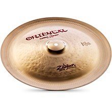 Oriental China 'Trash' Cymbal 16 in.
