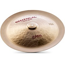 Oriental China 'Trash' Cymbal 18 in.